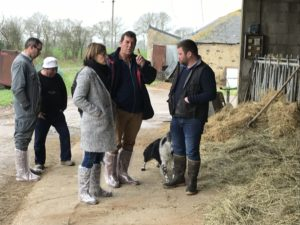 Rencontre avec la Coordination Rurale